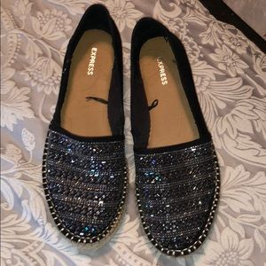 Express espadrille shoes